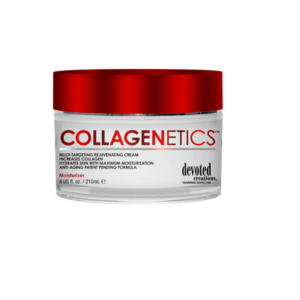 Devoted Creations Collagenetics Rejuvanating cream post therapy lotion