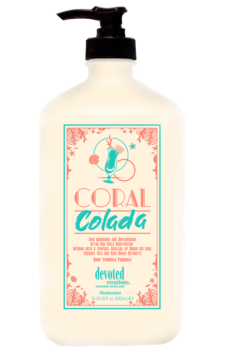 Devoted Creations Coral Colada aftersun