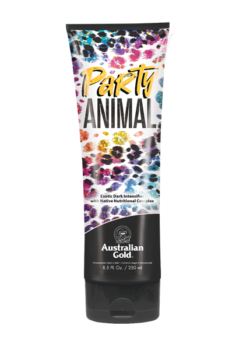 Party Animal Australian Gold zonnebank creme lotion