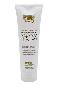 Devoted Creations Cocoa & Shea Moisturizer Aftersun After sun body care