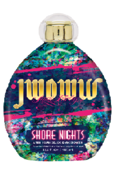 JWOWW Shore Night zonnebank lotion australian gold creme bronzer dha