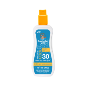 Australian Gold Active chill SPF30 30 spf SPF Outdoor zonnebrand