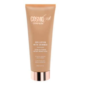 Cosmosun Sun Lotion with Shimmer zelfbruiner
