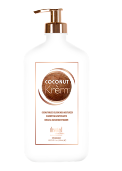 Devoted Creations Coconut Krem Moisturizer aftersun zonnebank creme lotion falcon after sun